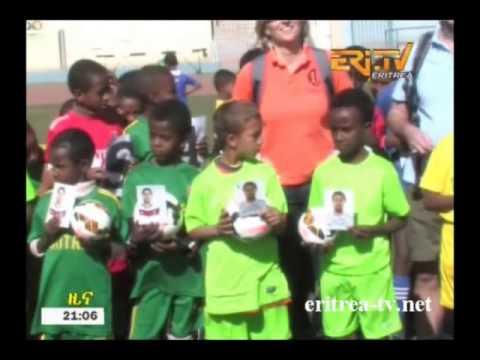 Professional Football Player Sami Khedira donation of 20K Euo to Asmara City Centre Club   Eritrea