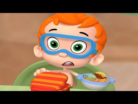 Bubble Guppies - English Episodes - Full Episodes 2014 Hd (animal School Day) video
