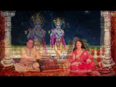 Man Ko Moh Gaya Krishna Bhajan By Anup Jalota, Sucheta Bhattacharjee [full Video Song] I Samarpan video