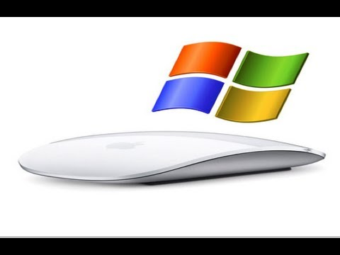 How to scroll magic mouse on windows - vista , xp , 7 (Links working)