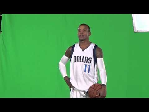 Dallas Mavericks Media Day 2014 Monte Ellis Fox Sports Southwest (FSSW) Promo