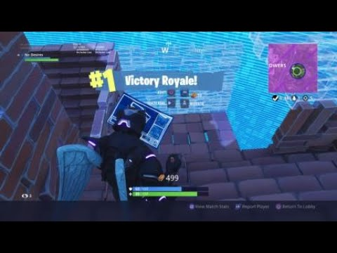 First Game On Solo Win Battle Royal!