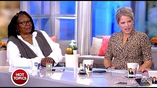 Kevin Hart: Panel Chats Infidelity & Serial Cheating (The View)