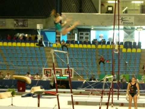 Victoria Komova - Gent CC 2011 UB Qualifications