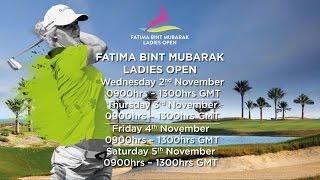 Фатима Бинт Мубарак Опен : Тампа-Бэй