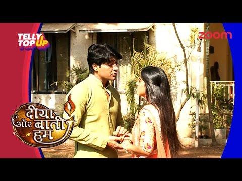 Suraj & Sandhya Get Worried About Ved In 'Diya Aur baati Hum'   #TellyTopUp