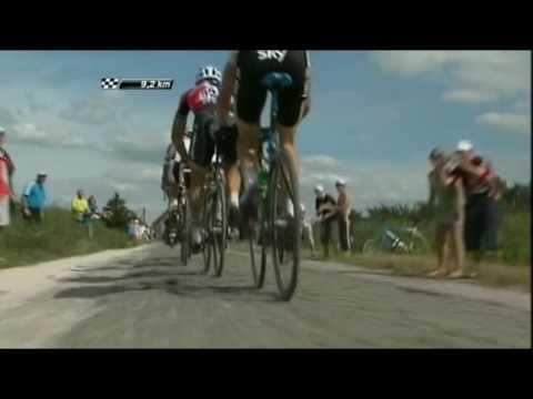 Cycling Tour de France 2010 Part 1