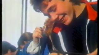 """Lycee technique du Nord 1989. Sendung """"Vierländereck"""""""