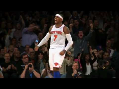 Carmelo Anthony 2013 - Now's My Time (HD)