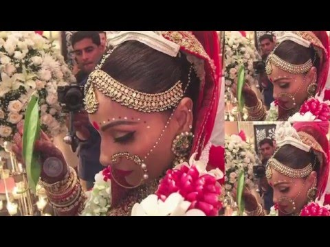 Bipasha Basu-Karan Singh Grover Wedding INSIDE VIDEO | INSIDE PICS