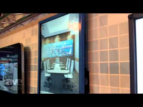 ISE 2015: Videofonika Demonstrates Their Multi-Touch Touch Screen Overlay