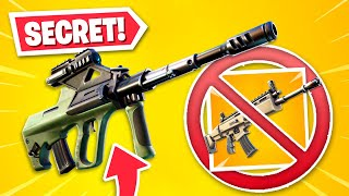 The *NEW* BEST GUN in Fortnite!