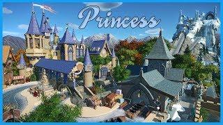 Princess Amelie & The Ice Queen! Coaster Spotlight 501 | Contest Entry #PlanetCoaster