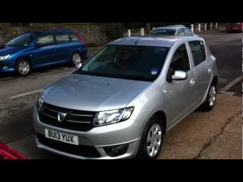 The New Dacia Sandero Laureate 900cc TCe 90 HP