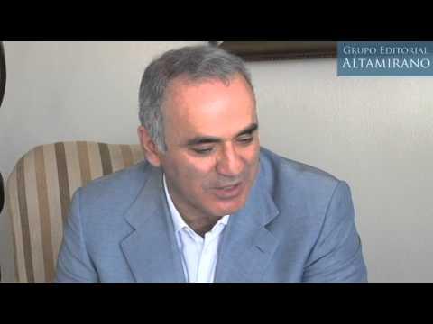 Garry Kasparov: