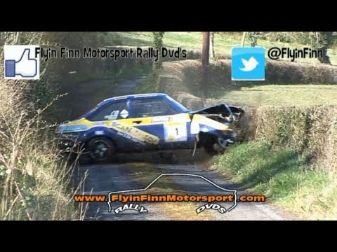 Monaghan Stages Rally 2013 (FlyinFinnMotorsport.com)