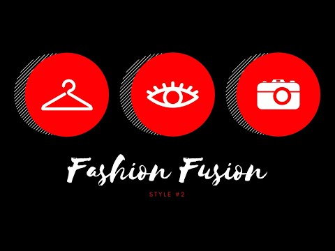 NEW FASHION DESIGN | ZOOM STUDIOZ | Fashion FUSION #2