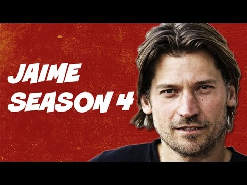 Game of Thrones Season 4 Preview - Jaime Lannister