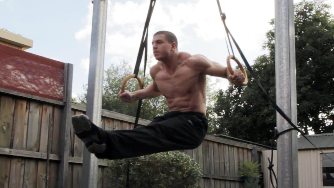 Ring Muscle Ups Youtube
