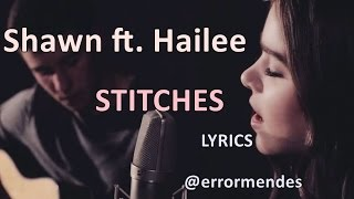 download lagu Shawn Mendes Ft. Hailee Steinfeld - Stitches Acoustic Version gratis
