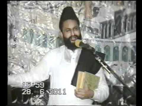 Allama Azhar Haidri Son of Maulana Taj U Din Haidri (Waryamal Chakwal P-3)