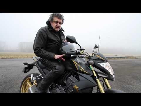 Honda CB 1000 R : l'avis de Yannick pour Moto Magazine !