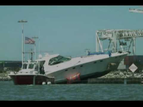 Greatest Boat Crashes - boating, yachting, shipping, sailing