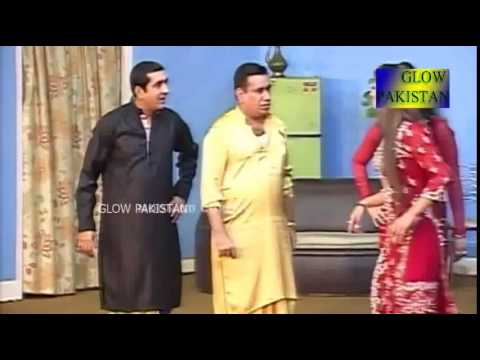 New Pakistani Stage Drama Mama jee Full Punjabi Comedy drama 2016