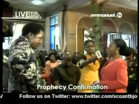 Tb Joshua Prayer & Prophecy 12-01-2013 video