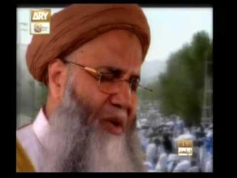 Khudaya Mein Hazir- Prof Abdul Rauf Roofi video