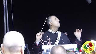 Concerto Fanfara carabinieri Lombradia - Porto Viro 20 agosto 2019