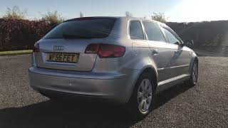 For Sale Audi A3 FET
