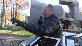 The Big Bossman interrupts the funeral of Big Show's father