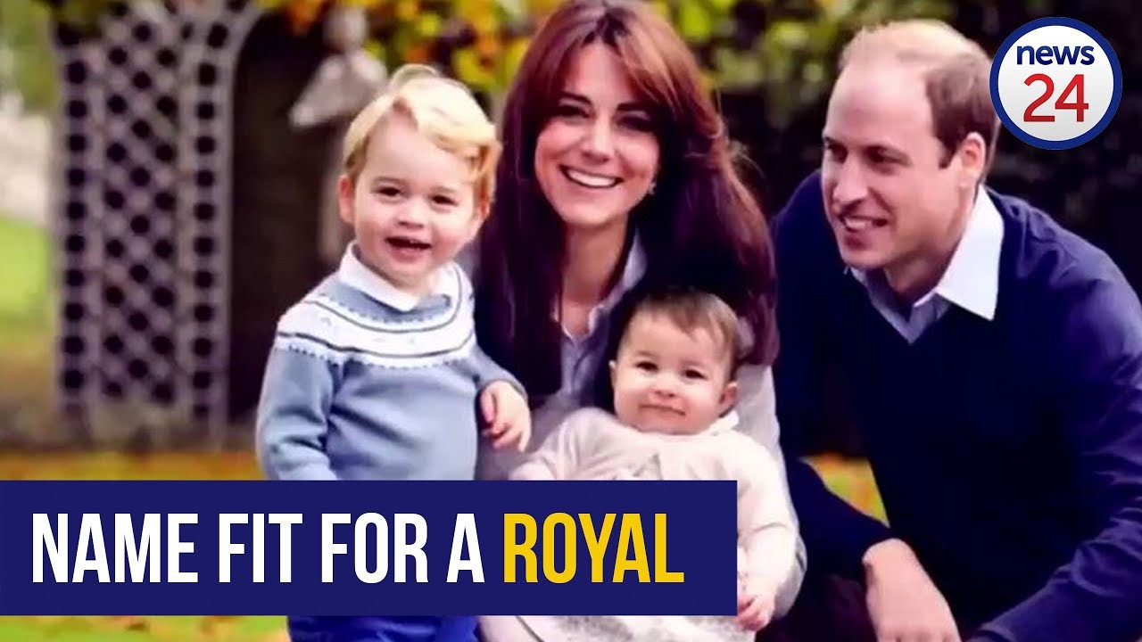 A royal name for the royal baby? Bookies already taking bets