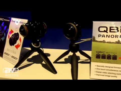 ISE 2016: ELMO Provides Information on the QBiC Panorama Camera