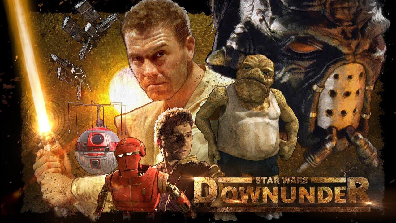 Star Wars Fan Film Star Wars Downunder Fan Film