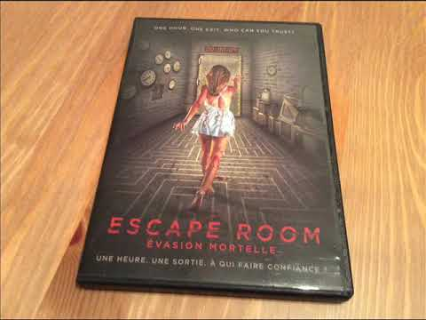 Critique Du Film Escape Room En Format DVD