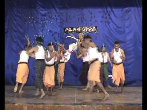samkritha Pamagari Kolkali Performed By Airwarriors video