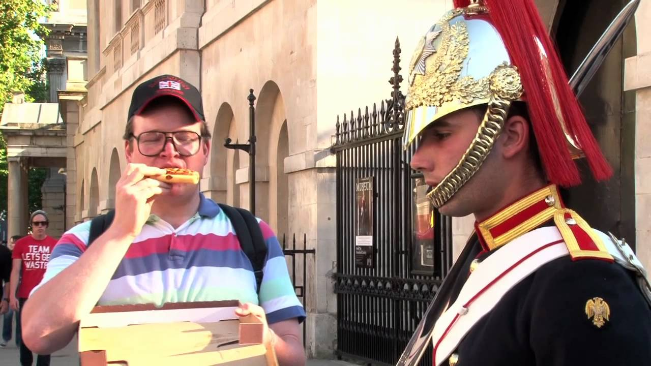 AN AMERICAN TOURIST IN LONDON PART 2 - YouTube