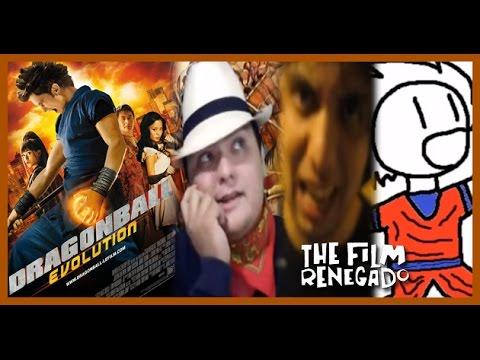 Renegado, Reviewer Random y Sr. Alga: Dragon Ball Evolution