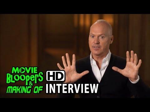 Birdman (2014) Michael Keaton (Riggan Thomson) Interview