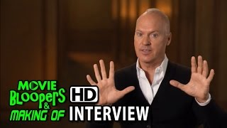 Birdman (2014) Michael Keaton (Riggan Thomson) Interview