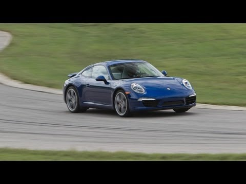 2013 Porsche 911 Carrera S – 2013 Lightning Lap – LL3 Class – CAR and DRIVER
