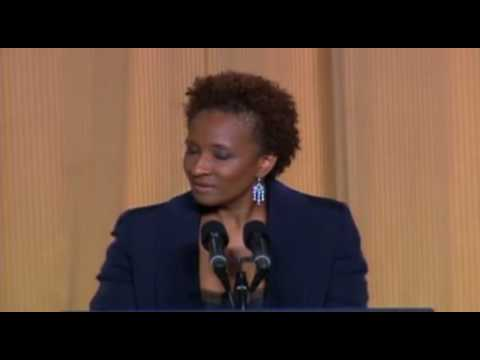 Wanda Sykes at White House Correspondents Dinner P2