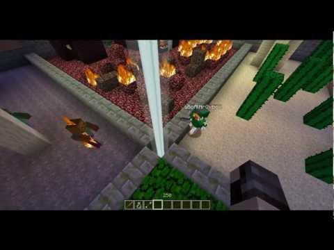 Minecraft [Mini-Game]: The Big Fight / ماينكرافت - الصراع القوي