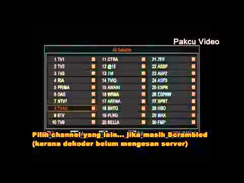 How to instal new c-line-Skybox F3 HD PVR -