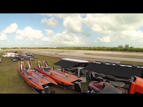2015 Marathon Grand Prix Arrival - CMS Offshore Racing