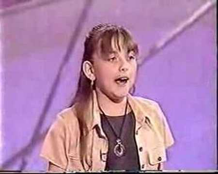 Charlotte Church on the Big Big Talent Show