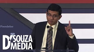 Dinesh D'Souza reveals why Trump won and how he can do it again