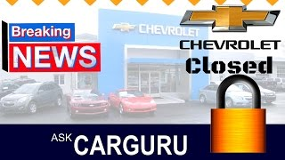 Chevrolet Quitting india, Stop selling cars, CARGURU explains, सभी जानकारियाँ